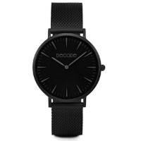DECADE Armbanduhr D102 Quarz Edelstahl